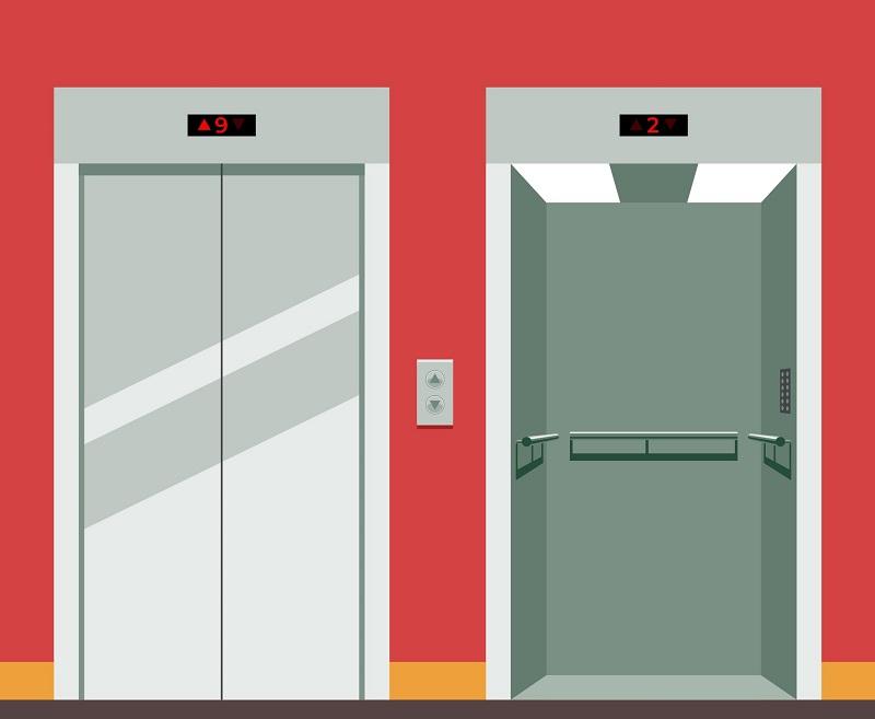 Por que você não pode usar o elevador em caso de incêndio