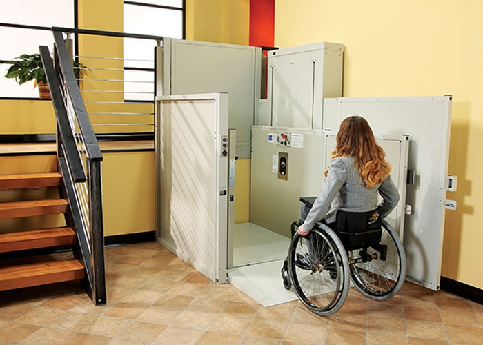 plataforma elevatoria de acessibilidade