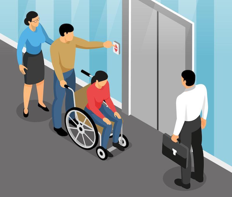 elevador pne cadeirante
